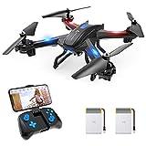 SNAPTAIN, S5C, 720P, Drohne mit HD-Kamera, FPV, Quadrocopter, WiFi, Abflug und Landung mit nur einem Kopf, G-Sensor, 3D Flip, Hovering-Funktion, geeignet für Anfänger und Kinder