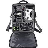 Tragbare Tasche für DJI FPV, robuste Tragetasche für DJI FPV Racing Drohne, Brille V2, Fernbedienung 2, Motion Controller, Akku, Propeller und Zubehör.