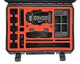 MC-CASES® Koffer für DJI Mavic Air 2S oder Air 2 - Explorer Edition - mit viel Platz für Zubehör (Standard und Smart Controller) - In Deutschland hergestellt -