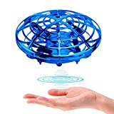 ShinePick UFO Mini Drohne, Kinder Spielzeug Handsensor Quadcopter Infrarot-Induktions-Flying Ball Fliegendes Spielzeug Geschenke für Jungen Mädchen Indoor Outdoor Fliegender Ball